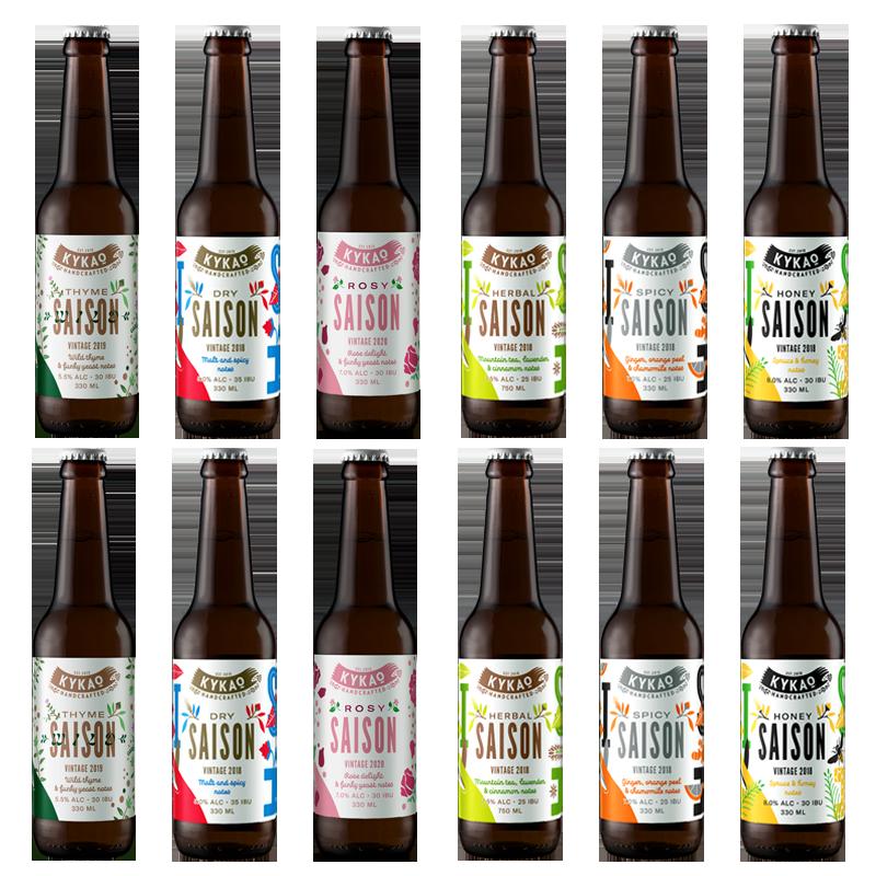 Belgian Ales pack