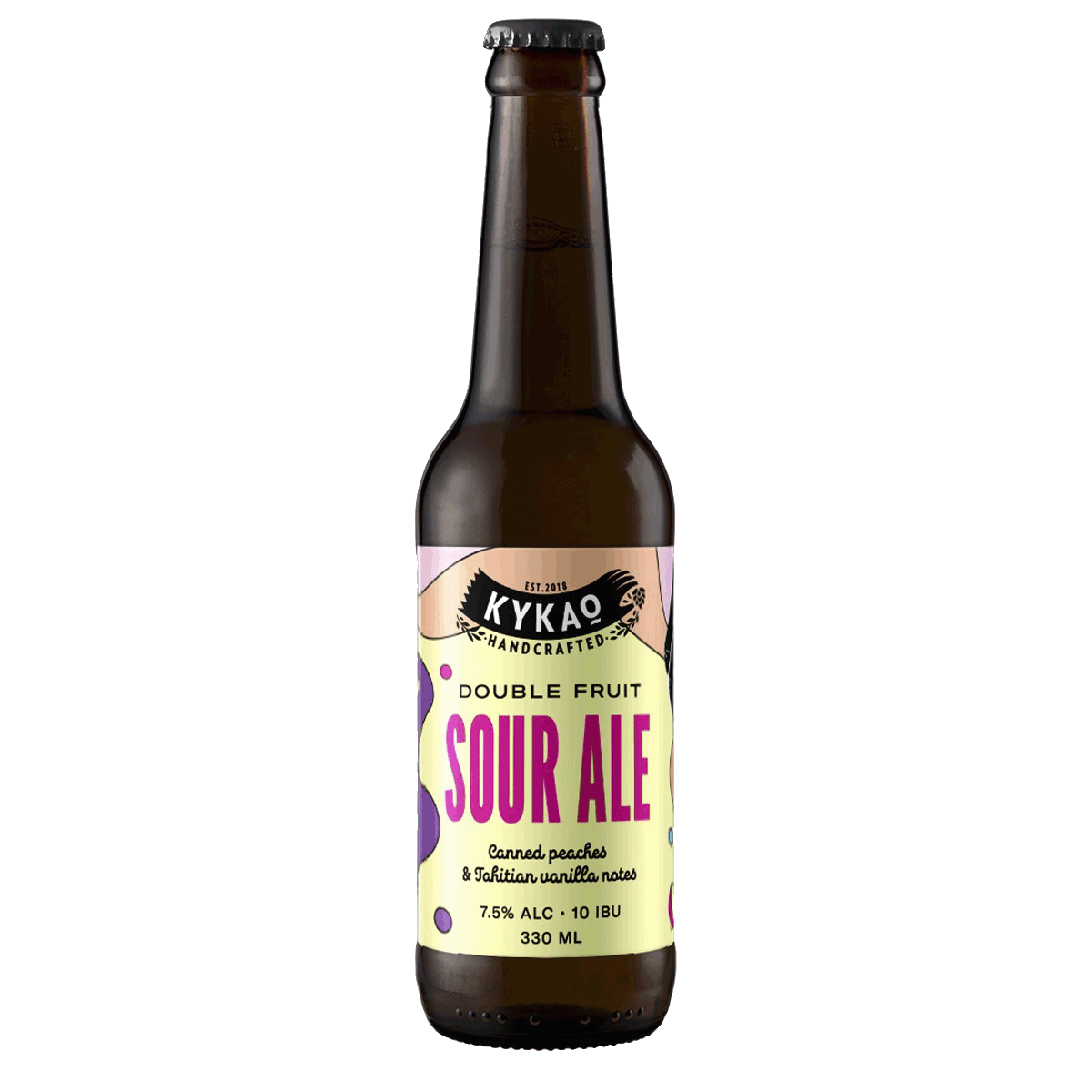 Double Fruited Sour Ale