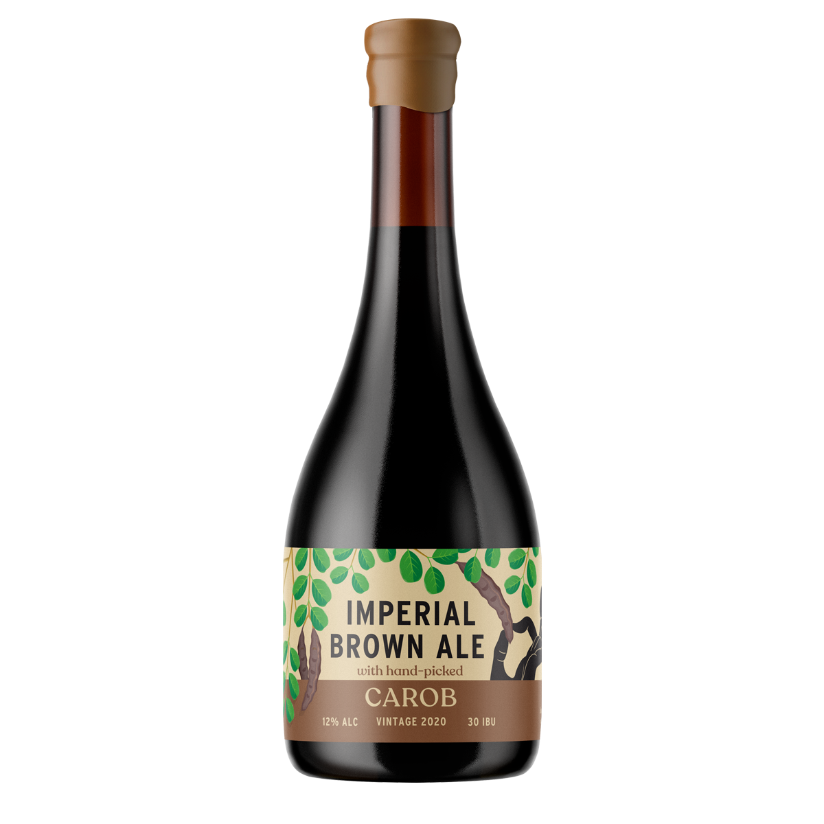 Carob Imperial Brown Ale