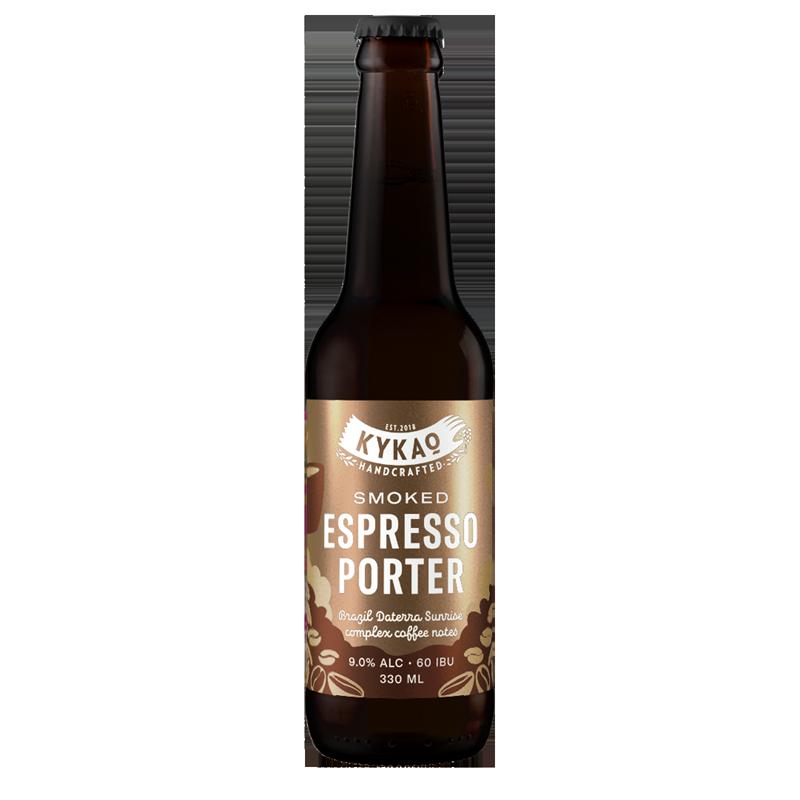 Smoked Espresso Porter
