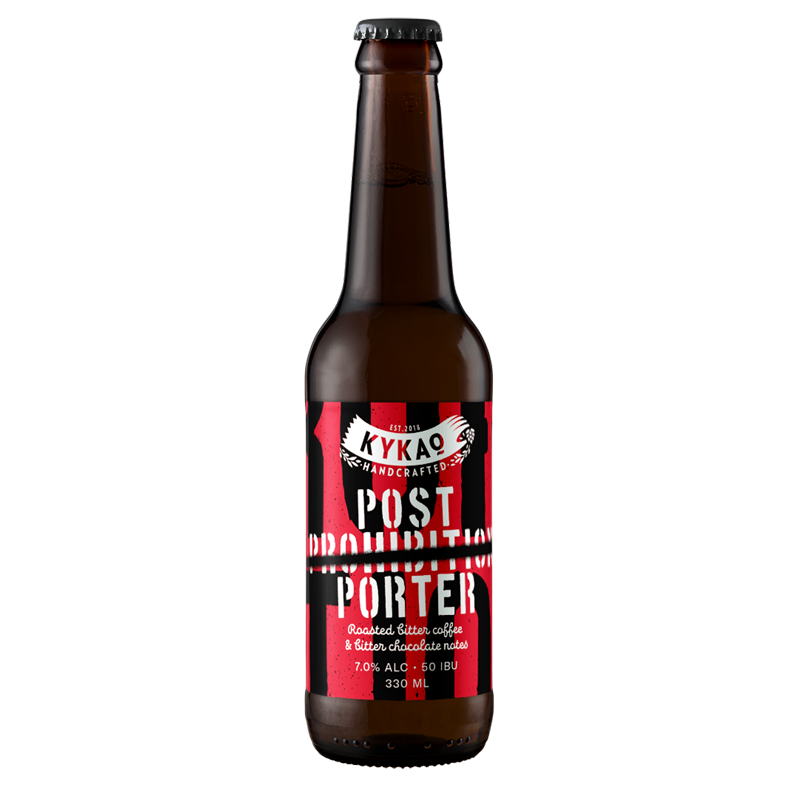 Post Prohibition Porter