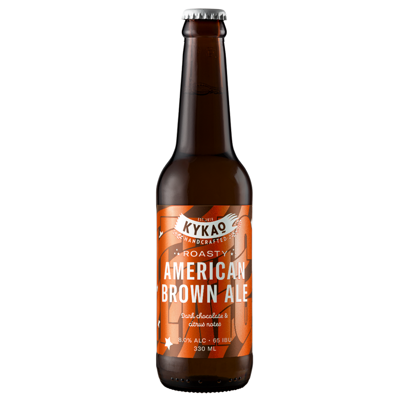 Roasty American Brown Ale