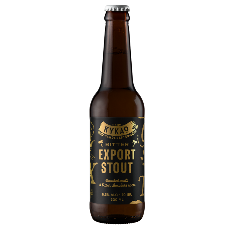 Bitter Export Stout