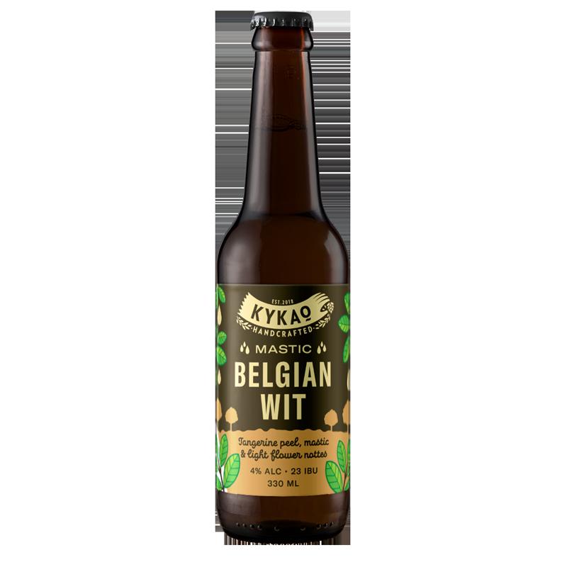 Mastic Belgian Wit