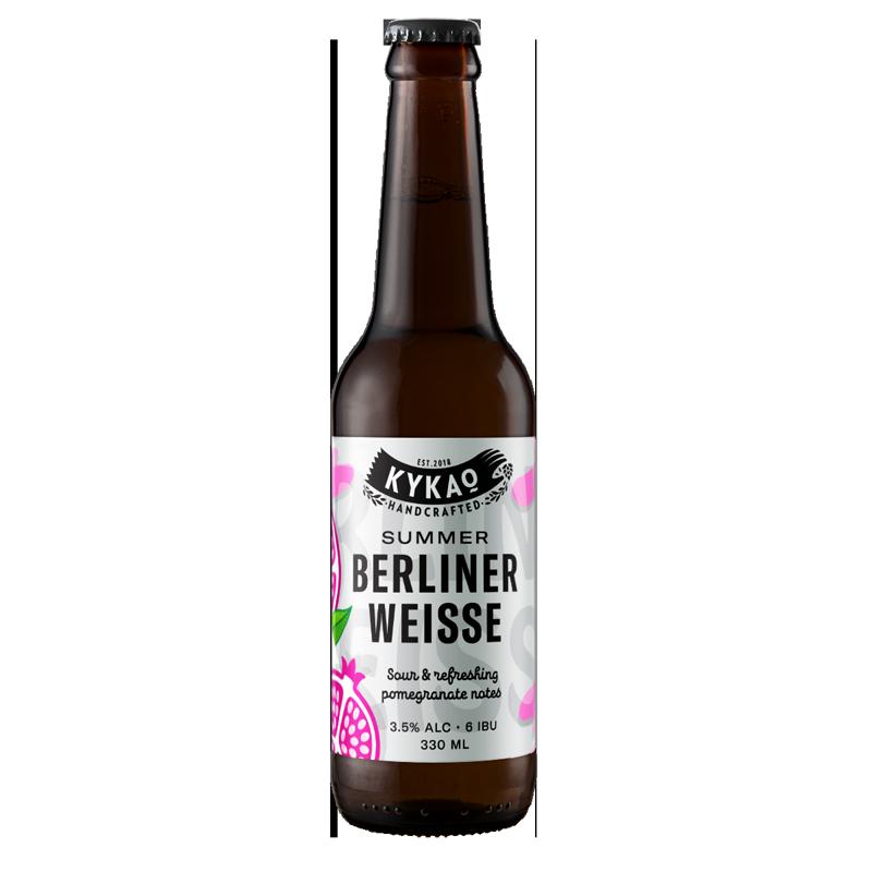 Summer Berliner Weisse
