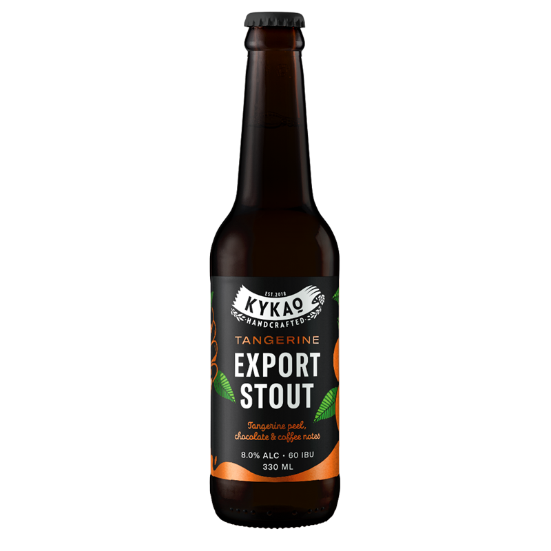 Tangerine Export Stout