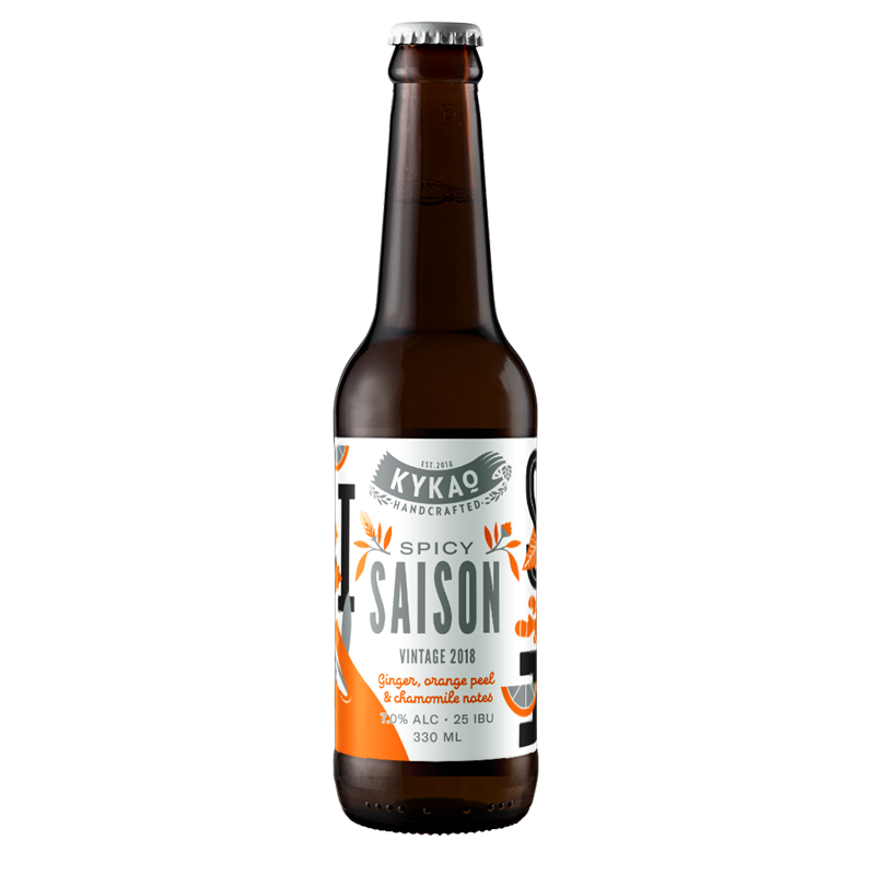 Spicy Saison