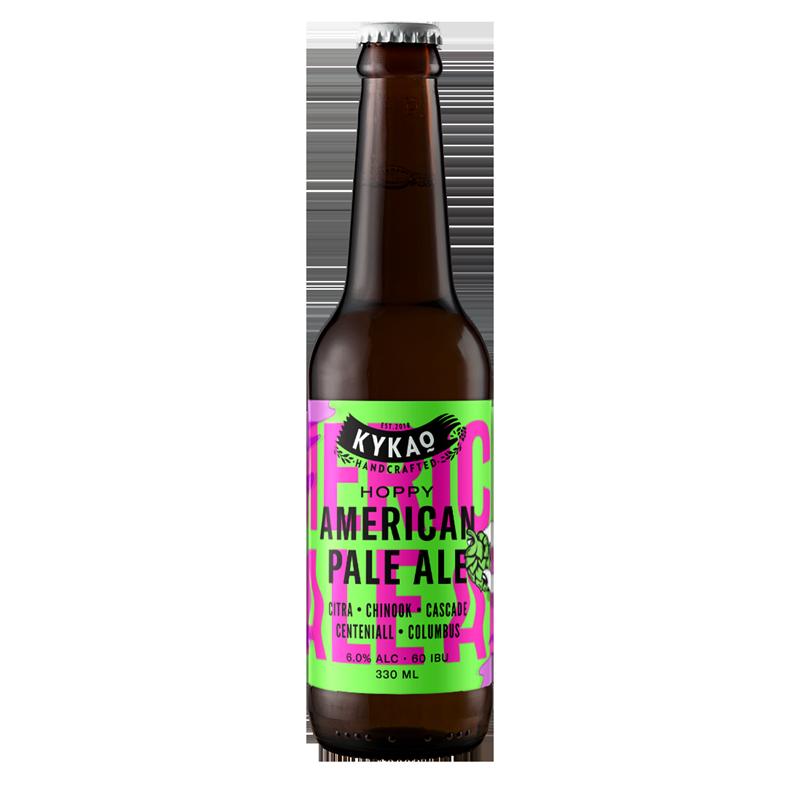 Hoopy American Pale Ale